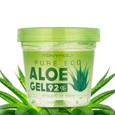 Гель с алоэ Tony Moly Pure Eco Aloe Gel 92%