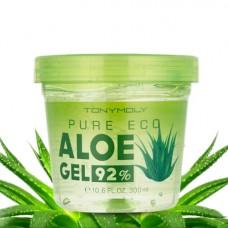 Гель с алоэ Tony Moly Pure Eco Aloe Gel 92%