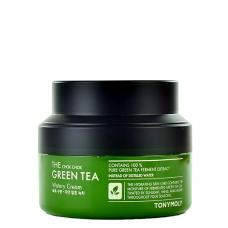 Увлажняющий крем с экстрактом зеленого чая Tony Moly The Chok Chok Green Tea Gel Cream