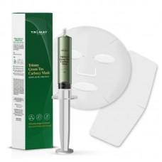 Набор для карбокситерапии Trimay Green-Tox Carboxy CO2 Clinic Mask