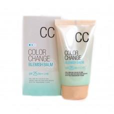 CC крем Welcos Color Change Blemish Balm SPF25 PA++
