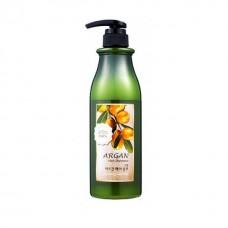 Шампунь с аргановым маслом для роста волос Welcos Confume Argan Hair Shampoo