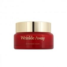 Антивозрастной ферментированный крем для лица The Skin House Wrinkle-Away Fermented Cream